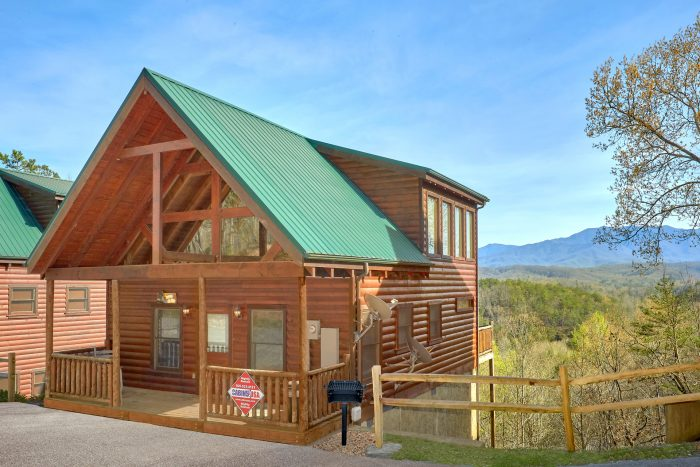 2 bedroom Cabin Sleeps 6 in Summit View - Moonglow