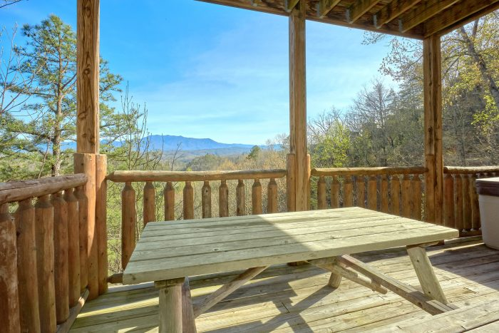 2 Bedroom Cabin Sleeps 6 Wit Picnic Table - Moonglow