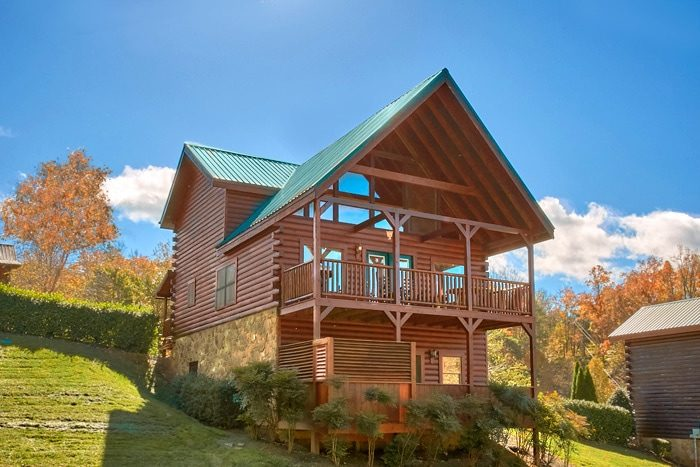 Vacation rental near gatlinburg with pool access - Gatlinburg 3 bedroom condo rentals ...