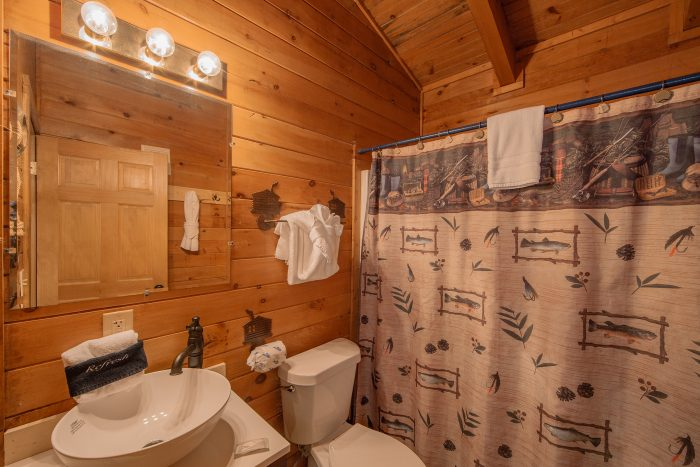 Pet Friendly Cabin Smoky Mountains Moose Lake Lodge