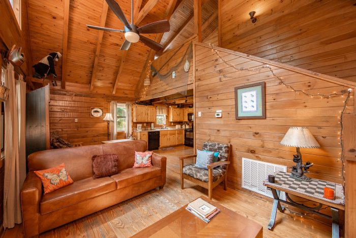 One bedroom Cabin with Fully Equipped Kitchen - Moose Lake Lodge