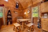 Smoky Mountain Cabin with Furnished Living Room