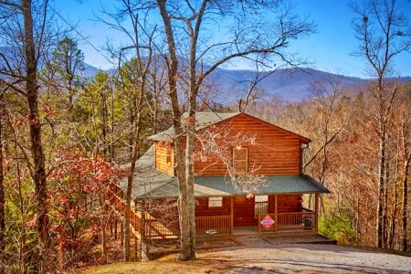 Boonedocks: 1 Bedroom Sevierville Cabin Rental
