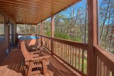 3 Bedroom Pigeon Forge Cabin Sleep 9