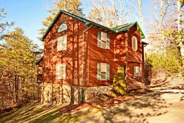 Vacation Home Rental in Gatlinburg TN Index Photo