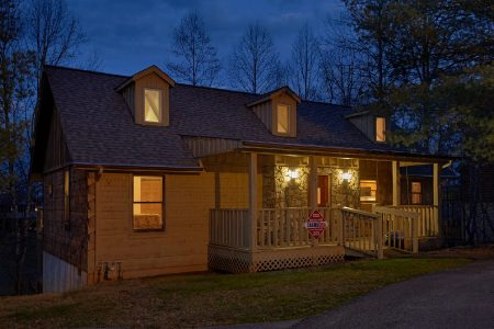 Lazy Mountain Ranch: 4 Bedroom Pigeon Forge Vacation Home Rental