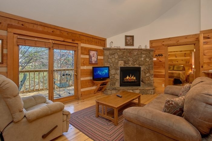 4 Bedroom Cabin in the Smoky Mountains of TN - Mountain Crest