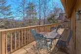 Smoky Mountain 4 Bedroom Cabin Views From Deck