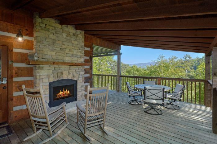 2 Bedroom cabin in Wears Valley - Mountain Glory