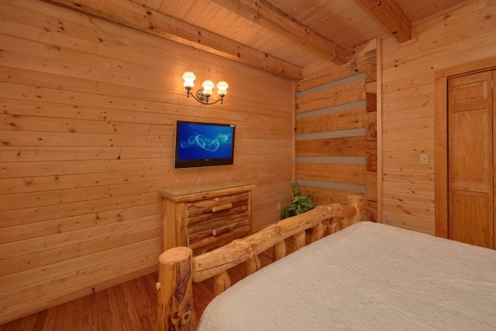 Cabin with a game room - Mountain Glory