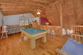 1 Bedroom 2 Bath Cabin with Game Room