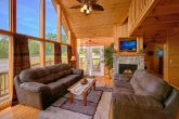 Wears Valley 4 Bedroom Cabin with Fireplace