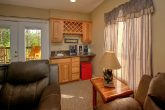 Cabin with Family Room and Kitchenette