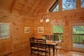 1 Bedroom Cabin with Open Dining Room & Kitchen