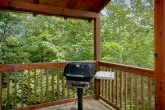 Cabin with Grill and Hot Tub