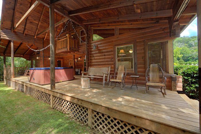 Mountain Valley Dreams Cabin Rental Photo