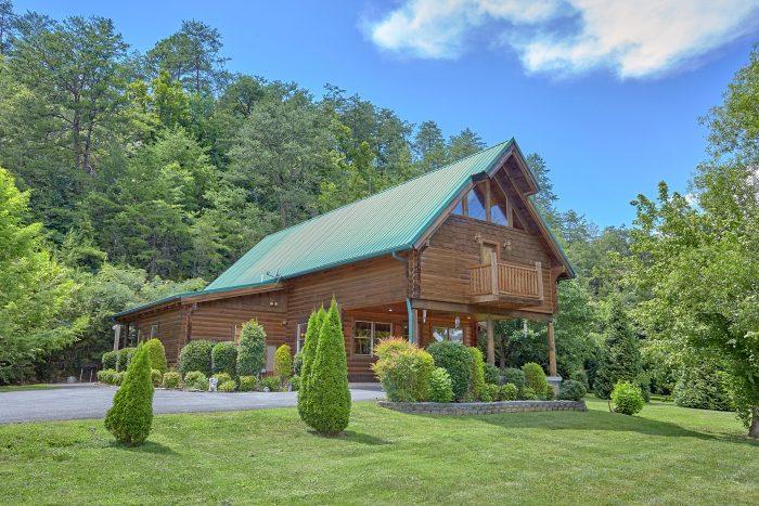 3 Bedroom Cabin in Cedar Creek Resort - Mountain Valley Dreams