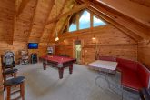3 Bedroom Cabin with a Game Room