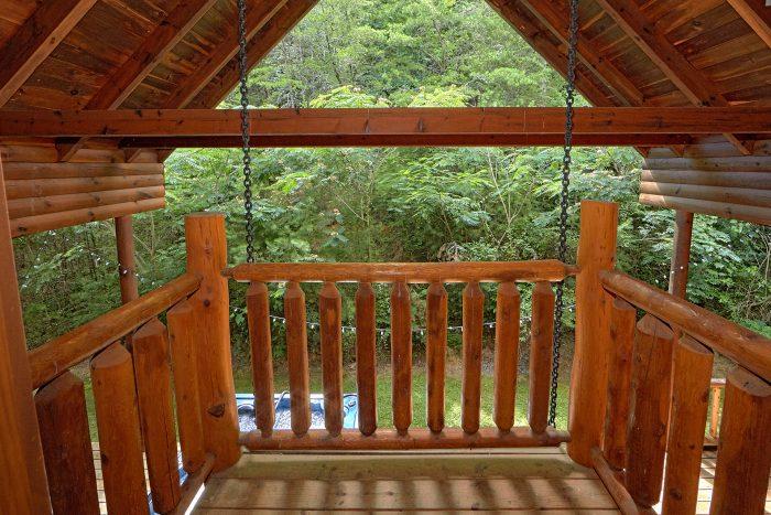 3 Bedroom Cabin with 2 Decks - Mountain Valley Dreams