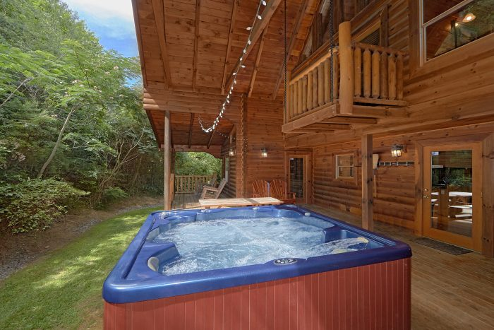 3 Bedroom Cabin with a Hot Tub - Mountain Valley Dreams