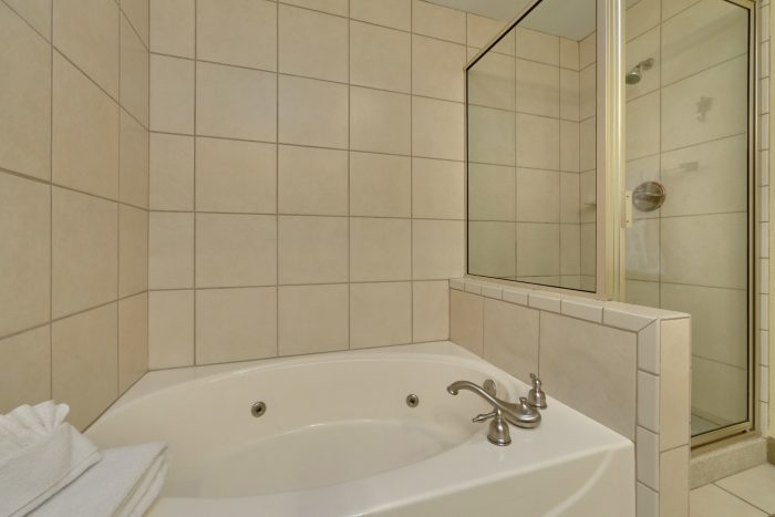 Condo with Private Jacuzzi Tub in Master Bath - Mountain View 2704