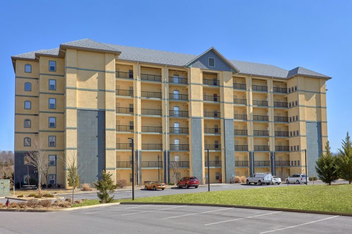 2 Bedroom Mountain View Condo - Mountain View 5102