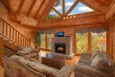8 Bedroom Cabin Sleeps 24 Extra Siting Room