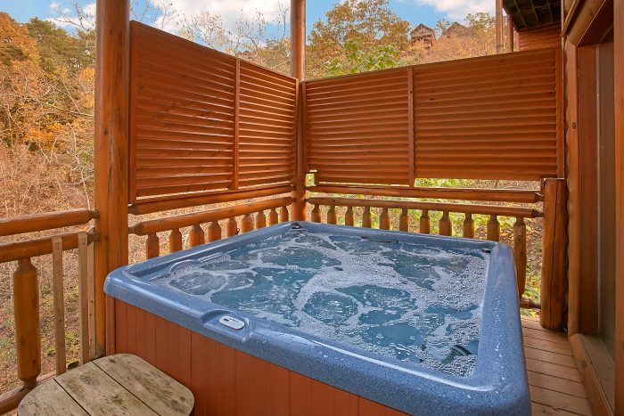 8 Bedroom Cabin Sleeps 24 with Hot Tub - Grand Theater Lodge
