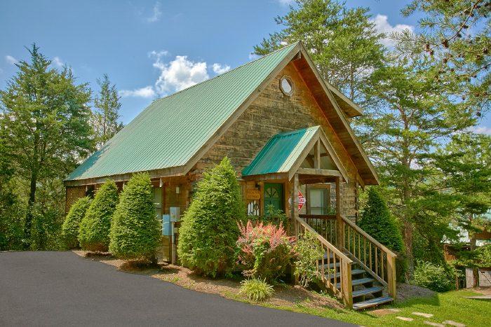 Mountain Retreat Kimbles Cabin Rental Photo