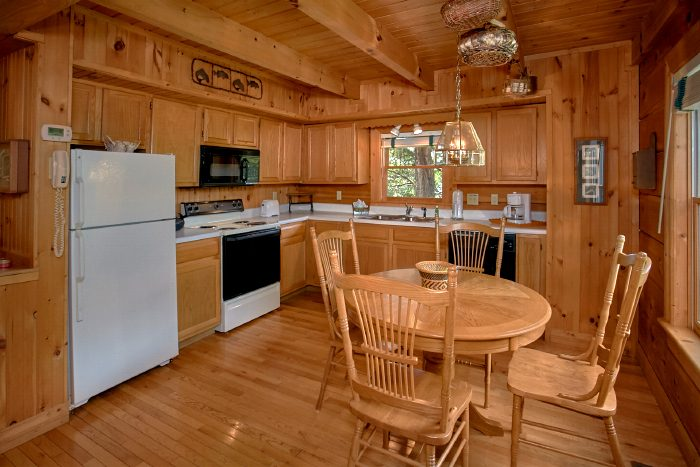 Smoky Mountain Cabin with Equipped Kitchen - Mountain Retreat Kimbles