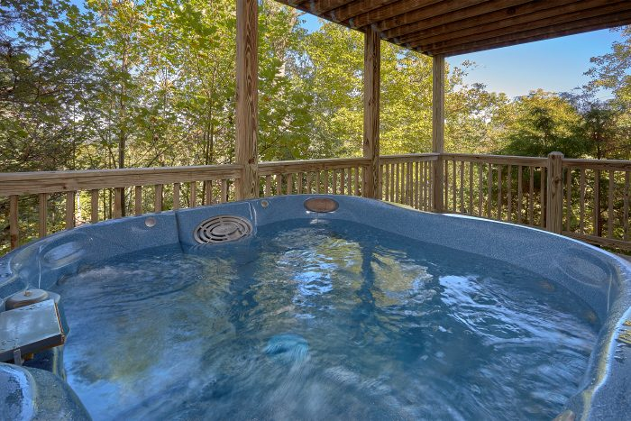 5 Bedroom Cabin with Private hot Tub - Natures Majesty