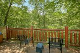 Cabin with Wooded Views and Private Deck