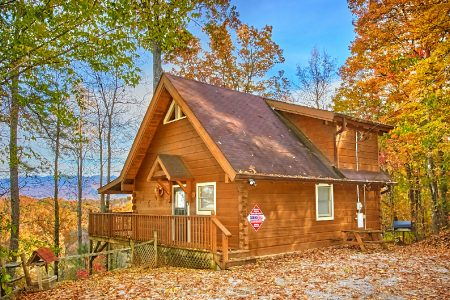 Magic Moments: 2 Bedroom Sevierville Cabin Rental