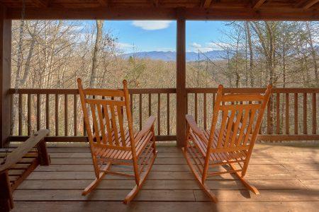 Magic Moments: 2 Bedroom Sevierville Cabin Rental