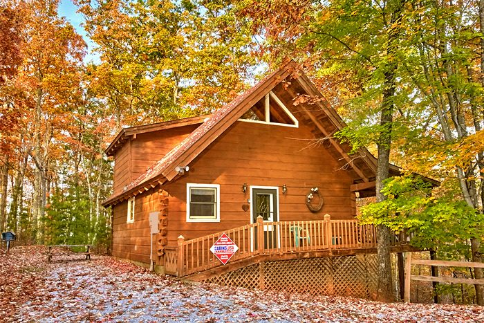 Gatlinburg vacation rental smoky mountains oakland 4 - 4 bedroom cabins in gatlinburg tn ...