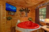 Private Jacuzzi Tub with King Bedroom