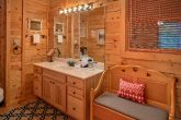 1 Bedroom Cabin with Main Level Master Bathroom