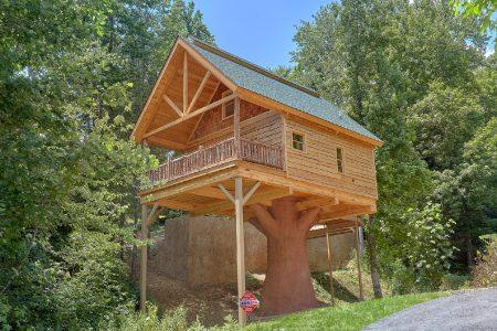 Just Breathtaking: 1 Bedroom Gatlinburg Cabin Rental