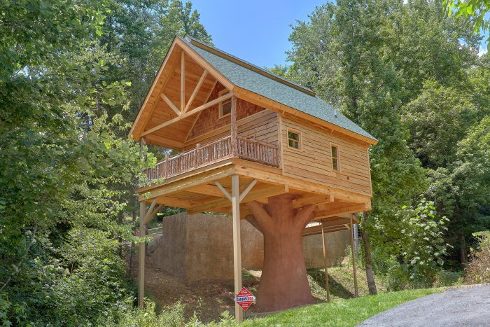 Out On A Limb Cabin Rental Photo
