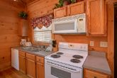 Honeymoon Cabin with Full Size Kitchen