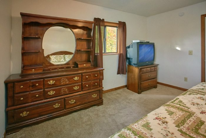 Cabin with 2 King Bedrooms and Private Baths - Owl's Mountain View