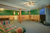 3 Bedroom Cabin with Game Room and Air Hockey