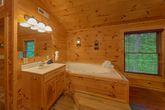 Master Bedroom with Jacuzzi & Sink