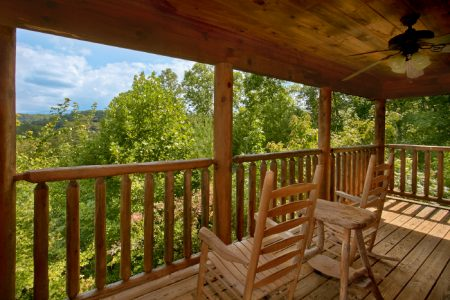 Just Breathtaking: 1 Bedroom Gatlinburg Cabin Rental