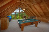 1 Bedroom Cabin with Pool Table & Views