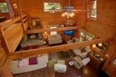 3 Story Cabin with Large Living Area & Fireplace