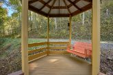 Secluded 4 Bedroom Cabin with Gazebo and Swing