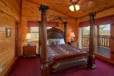6 Bedroom Cabin with 5 King Bedrooms Sleeps 24