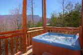 Group Size Cabin with Private Hot Tub and Views