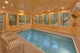 Private Hot Tub 2 Bedroom Pool Cabin